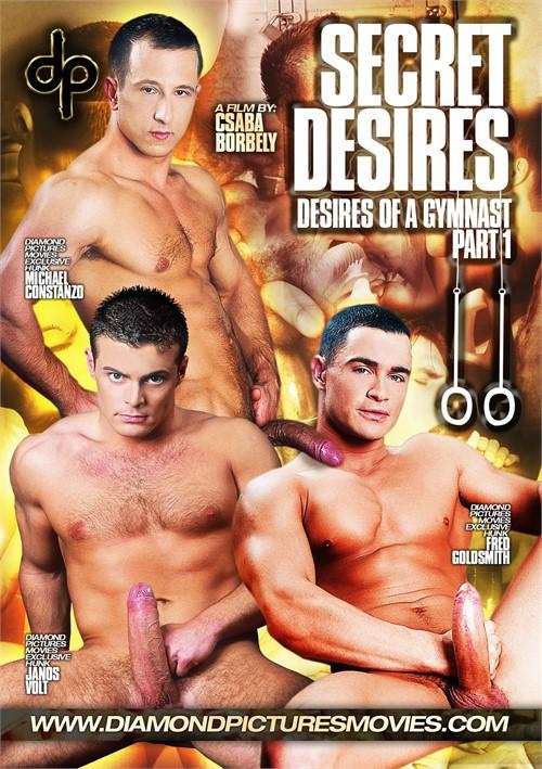 Desires Of A Gymnast Part 1: Secret Desires Boxcover