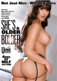 She's Older & Bolder - Wicked 4 Hours Porn Video