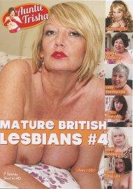 Mature British Lesbians #4 Porn Video