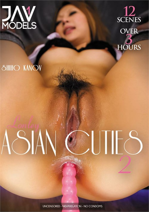 Lonely Asian Cuties 2 Boxcover