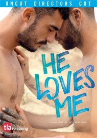 He Loves Me gay cinema DVD from TLA Releasing