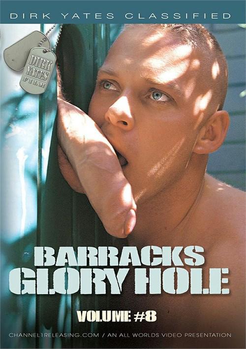 Barracks Glory Hole 8 Cover Front