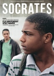 Socrates gay cinema DVD from Breaking Glass Pictures.