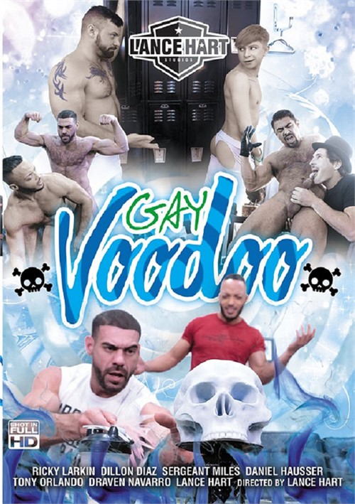 Gay Voodoo Boxcover