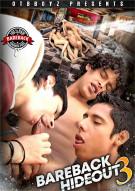 Bareback Hideout 3 Boxcover