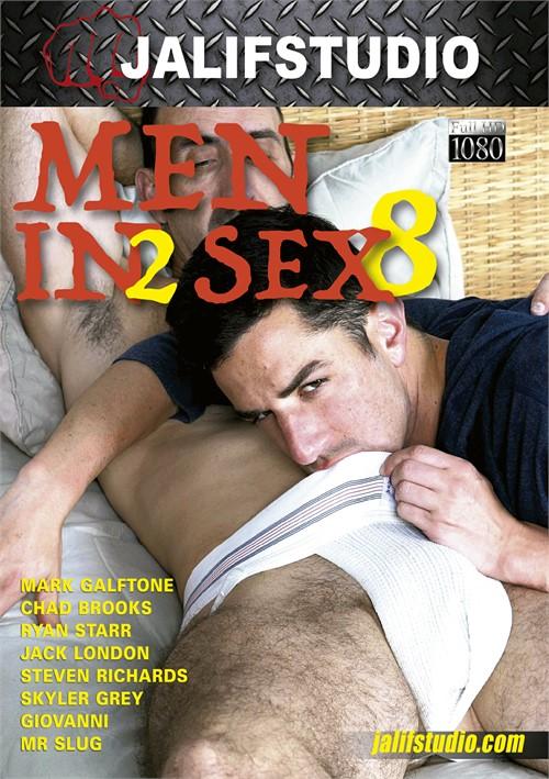 Men In2 Sex 8 Boxcover