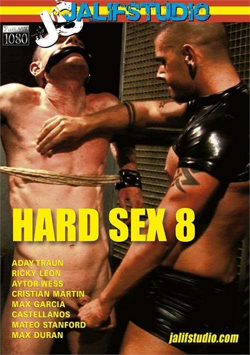 Hard Sex 8 Boxcover