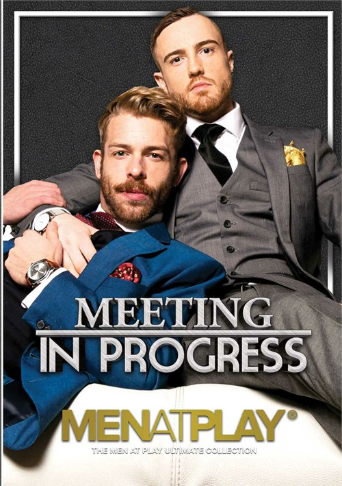 Meeting In Progress Boxcover