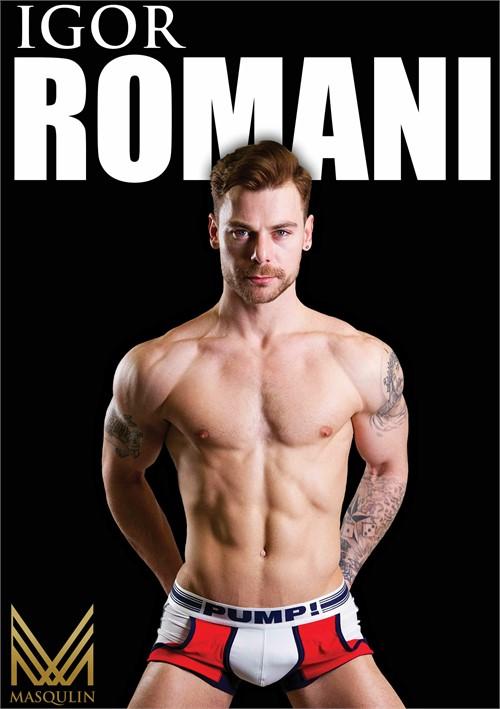 Igor Romani Boxcover