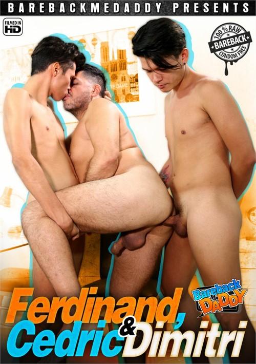 Ferdinand, Cedric & Dimitri Boxcover