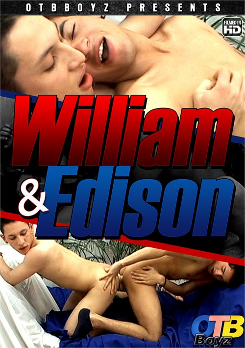 William & Edison Boxcover