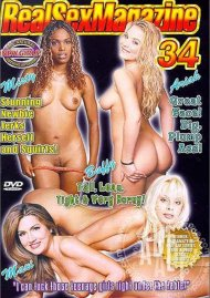 Real Sex Magazine 34