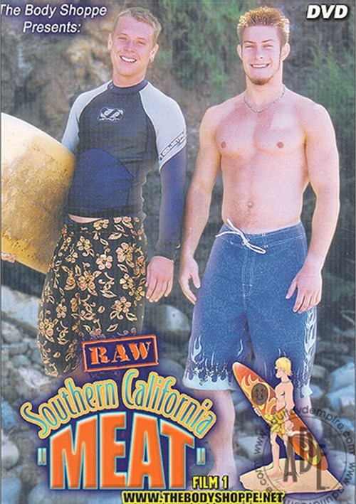 "Raw Southern California ""Meat"" 1 Boxcover"