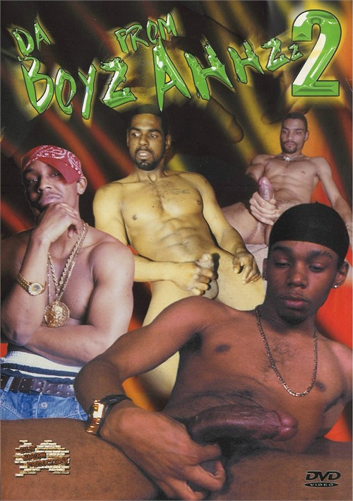 Da Boyz From Ahhzz 2 Boxcover