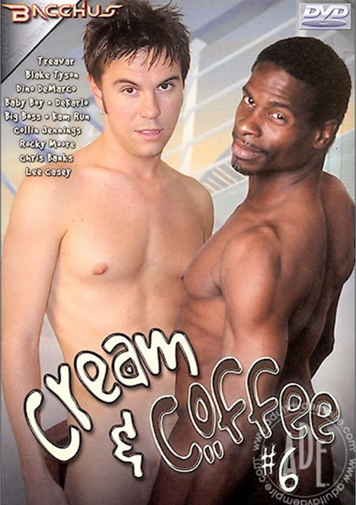 Cream & Coffee #6 Boxcover