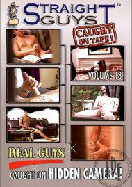 Straight Guys Caught On Tape 18 Porn Movie