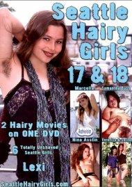 Seattle Hairy Girls 17 & 18 Porn Video