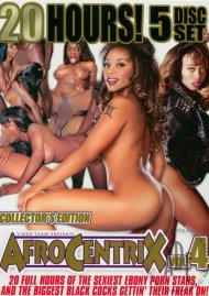 Afrocentrix Collector's Edition Vol. 4 image
