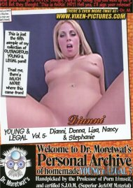 Dr. Moretwat's Homemade Porno: Young & Legal Vol. 5 Porn Video
