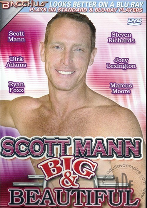 Scott Mann: Big & Beautiful Boxcover