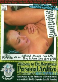 Dr. Moretwat's Homemade Porno: Slut Puppies Vol. 6 Porn Video