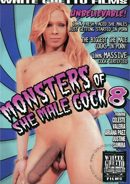 Whore Transsexual monster dick