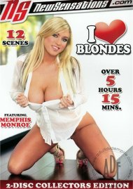 I Love Blondes Porn Video