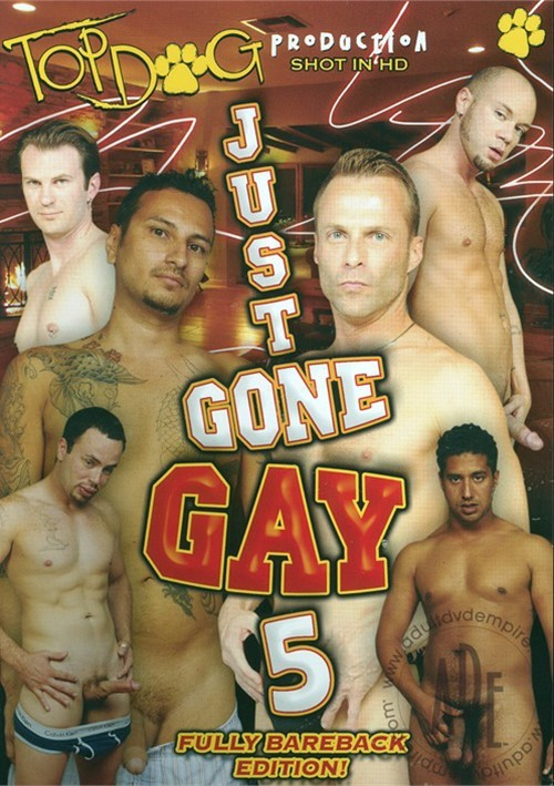 Just Gone Gay 5 Boxcover