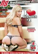 I Love Blondes #2 Porn Video