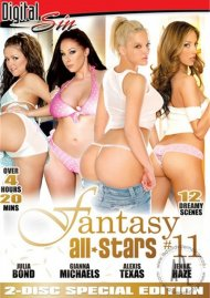 Fantasy All-Stars #11 Porn Video