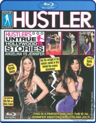 Hustlers Untrue Hollywood Stories: Angelina Vs Jennifer Blu-ray