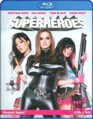 Pornstar Superheroes Blu-ray