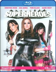 Pornstar Superheroes Blu-ray Porn Movie