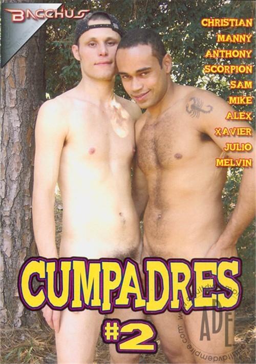 Cumpadres #2 Boxcover
