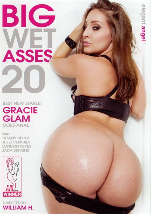 Big Wet Asses #20 Boxcover
