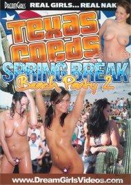 Texas Coeds Spring Break Beach Party 2 Porn Movie