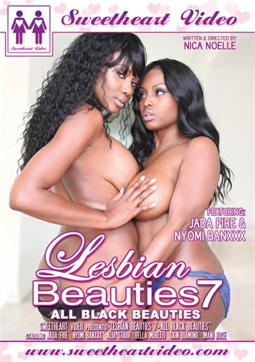 Lesbian Beauties 7: All Black Beauties