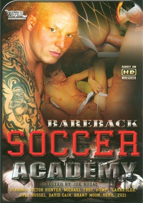 Bareback Soccer Academy Boxcover