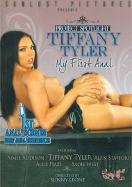 Tiffany Tyler: My First Anal Porn Video