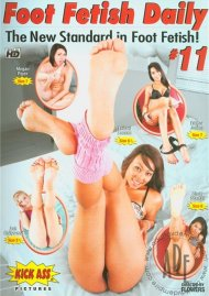 Foot Fetish Daily Vol. 11 Porn Movie