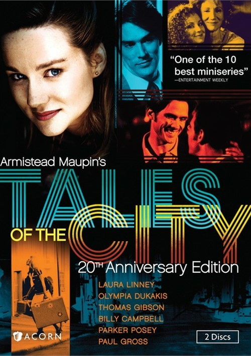 Tales Of The City: 20th Anniversary Edition image