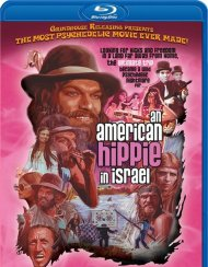 American Hippie In Israel, An: Limited Edition (Blu-ray + DVD Combo) Blu-ray Movie