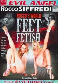 Rocco's World: Feet Fetish