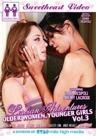Lesbian Adventures: Older Women Younger Girls Vol. 3 Porn Video