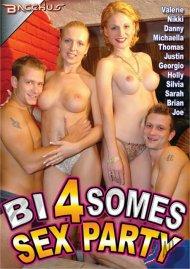 Bi 4Somes Sex Party Porn Video