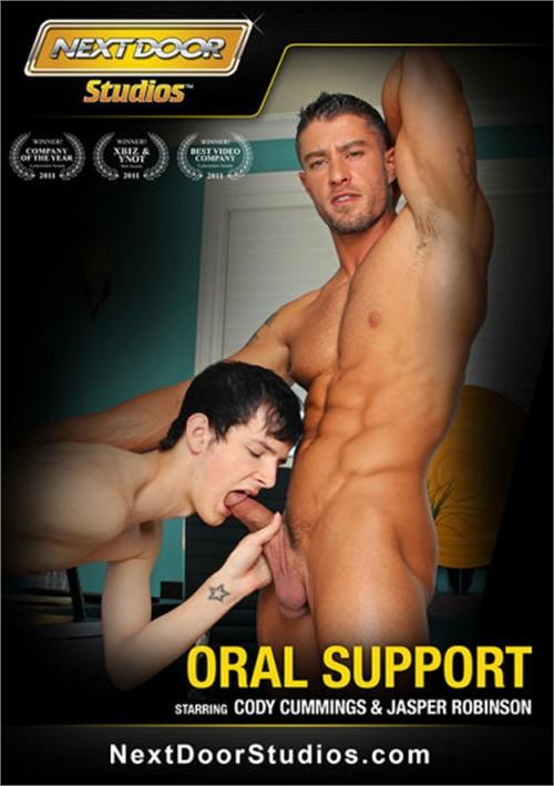 Oral Support | Next Door Studios Gay Porn Movies @ Gay DVD ...