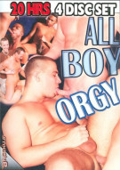 All Boy Orgy 4-Disc Set Porn Movie
