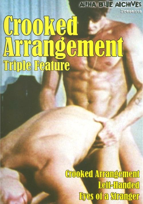 Crooked Arrangement Triple Feature Boxcover