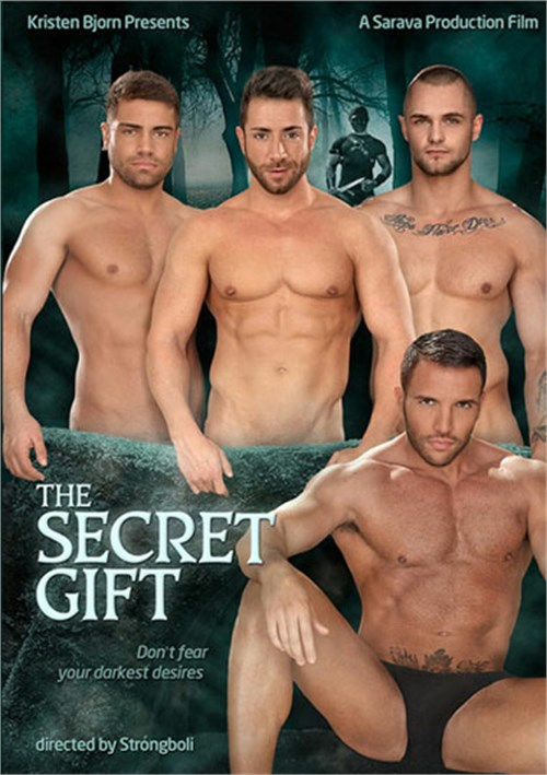 Secret Gift, The Boxcover
