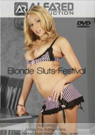 Blonde Sluts Festival Porn Video